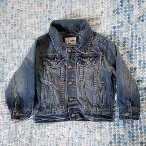 1989 Place jean jacket - 18 - 24 months